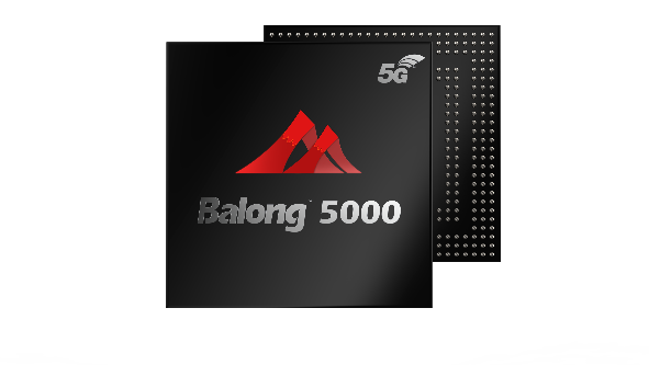Huawei Balong 5000 Supports China Unicom in its First 5G Service